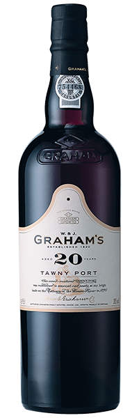 Graham's 20 years old 20°