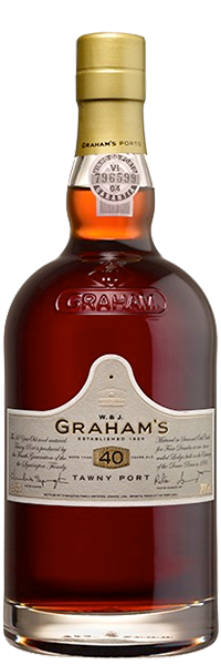 Graham's 40 years old 20°