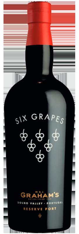 Graham's Six Grapes 20°