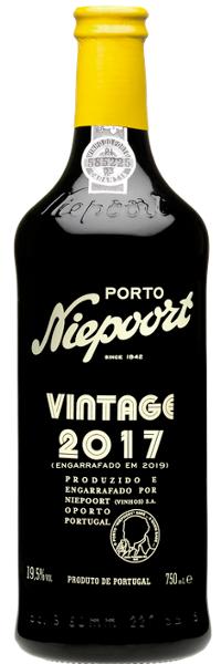 Niepoort Vintage 2017 19.7