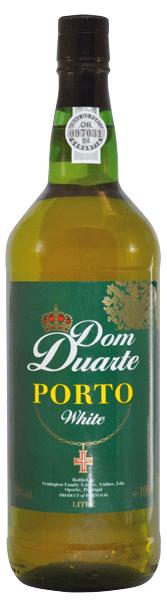 Porto weiss Dom Duarte 19°
