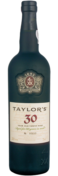 Taylor's 30 years old 20°