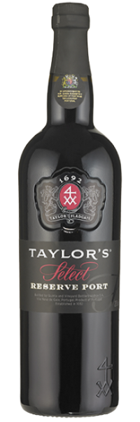 Taylor's Porto Selected 20°