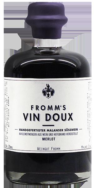 Vin Doux de Merlot, Georg Fromm 21°