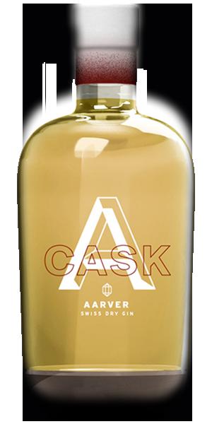 Aarver Cask Barrel Aged Gin 40°