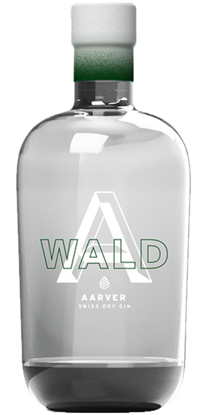 Aarver Wald Swiss Dry Gin 40°