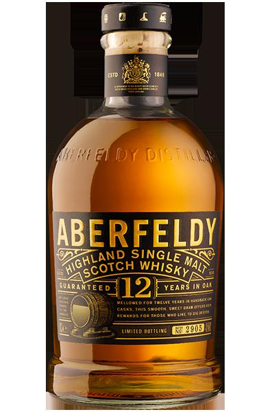 Aberfeldy 12 years 40°