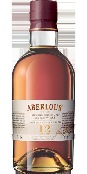 Aberlour 12 years 43°