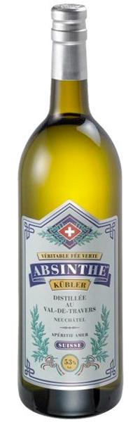Absinthe Kübler 53°
