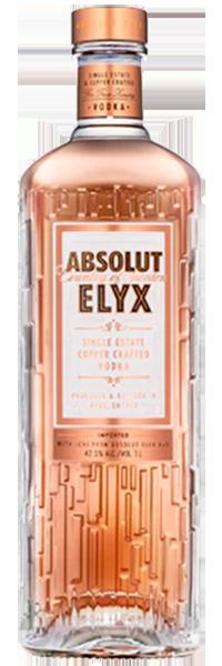 Absolut Vodka Elyx 40°