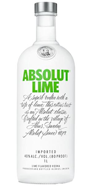 Absolut Vodka Lime  40°