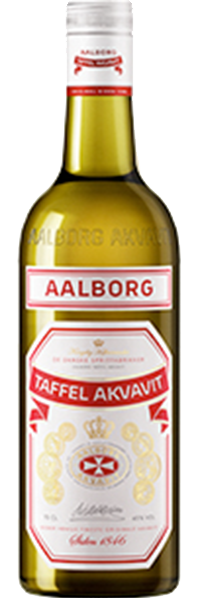 Akvavit Aalborg 45°