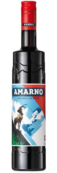 Amarno 21° Amaro Alpino Svizzero