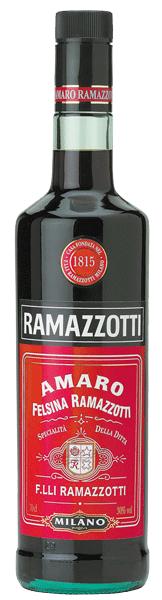 Amaro Ramazzotti 30°