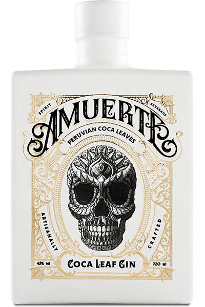 Amuerte Gin White  43°