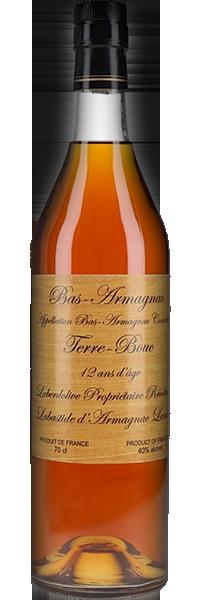 Armagnac 12y Terre-Bouc 40° Laberdolive