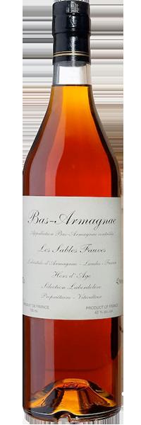 Armagnac Hors d'age Les Sables 42° Laberdolive