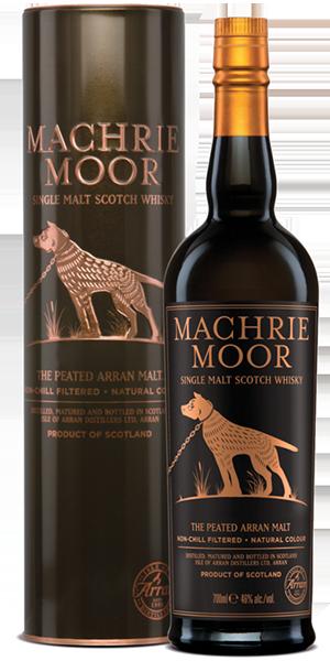 "Arran ""The Peated Machrie Moor"" 6th Edition 46°"