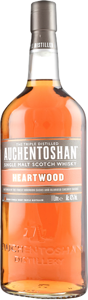 Auchentoshan Heartwood 43°