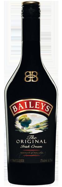 Baileys Irish Cream 17°