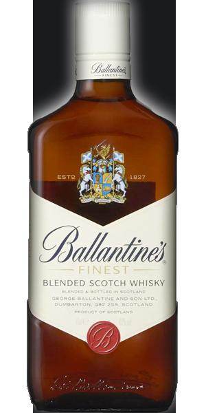 Ballantine's Finest Scotch 40°