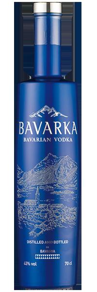 Bavarka Bavarian Vodka 43°