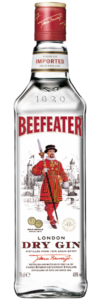 Beefeater London Dry Gin 40°