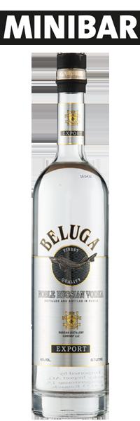 Beluga Russian Vodka Classic Line 40°