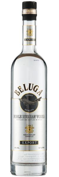 Beluga Russian Vodka Noble Line 40°