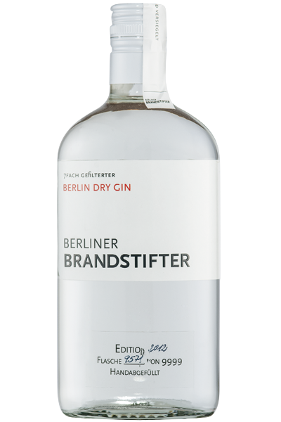 Berliner Brandstifter Dry Gin 43.3°