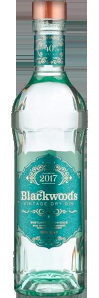 Blackwood Vintage Dry Gin 2017 40°
