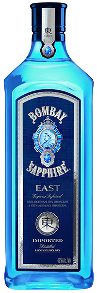 Bombay Sapphire East Dry Gin 42°