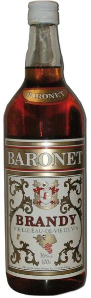 Brandy Baronet 36°