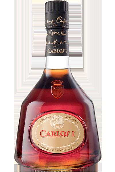 Brandy Carlos Primero Imperial 40°