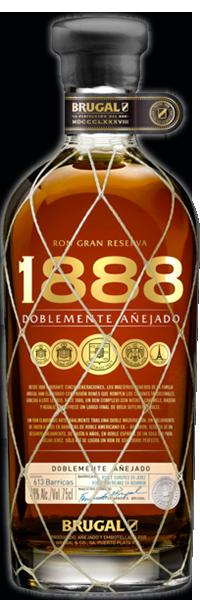 Brugal Rum 1888 40°