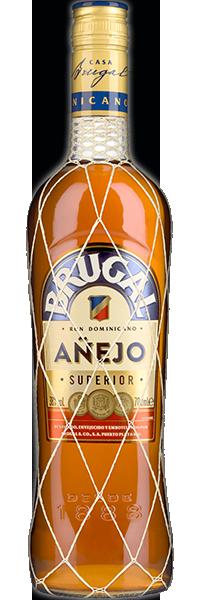 Brugal Rum Añejo 38°