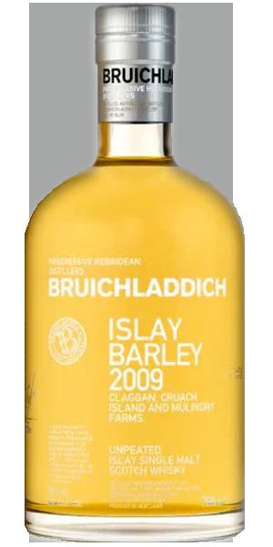 Bruichladdich Islay Barley 2009 50°
