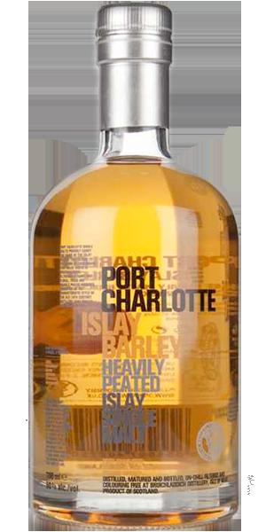 Bruichladdich Port Charlotte Islay Barley 2012 50°