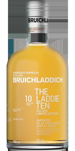 Bruichladdich The Laddie 10 years 50°