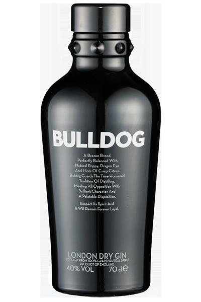 Bulldog London Dry Gin 40°