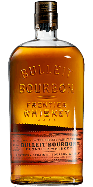Bulleit Bourbon Frontier Whiskey 45°