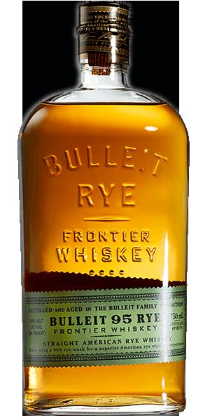 Bulleit Rye Frontier Whiskey 45°