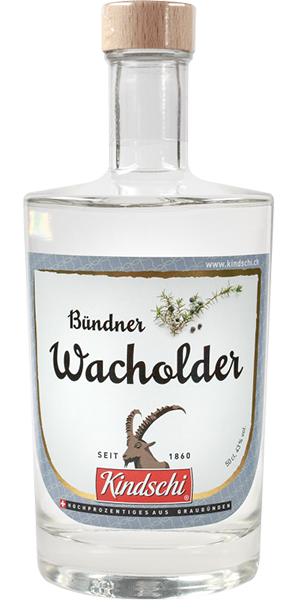 Bündner Wacholder Kindschi 43°