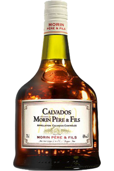 Calvados  Morin Père et Fils 40°