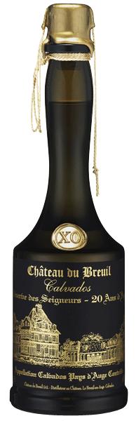 Calvados 20ans Château du Breuil 41°
