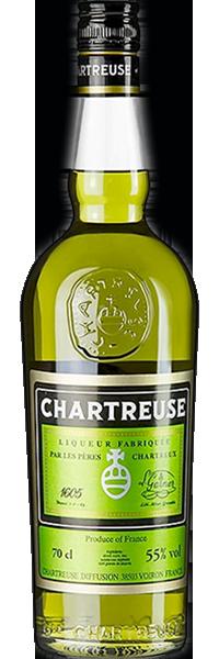 Chartreuse grün 55°