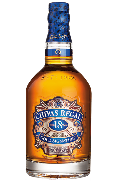 Chivas Regal 18 years 40°