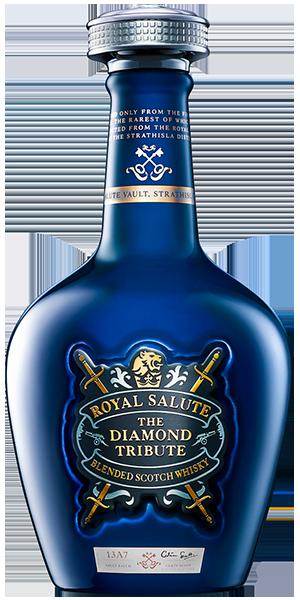 Chivas Royal Salute Diamond Tribute 40°