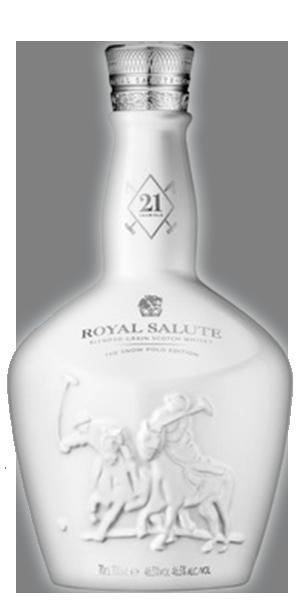 Chivas Royal Salute Snow Polo Ed. 21 years 46.5°