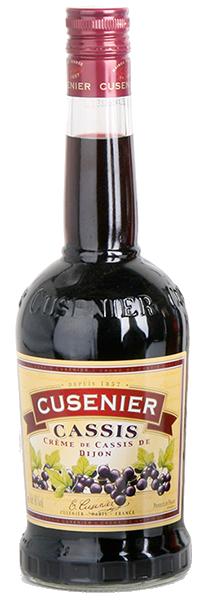 Crème de Cassis de Dijon 16° Cusenier